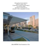 Comprehensive Annual Financial Report (CAFR) - 2014
