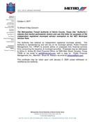 IRMA letter (2017)