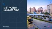 METRONext Business Now Presentation