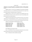 December 2017 Board Resolutions