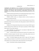 July 2017 Board Resolutions